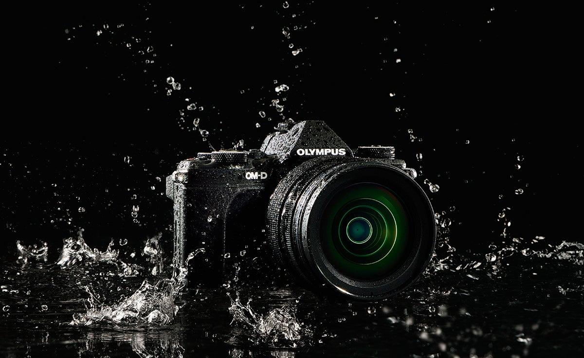 2. Splashproof