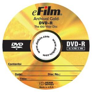 DVD-R gold