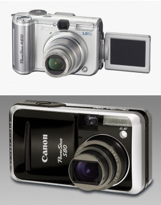 Canon Powershots