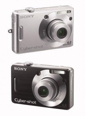 Sony W30 and W50
