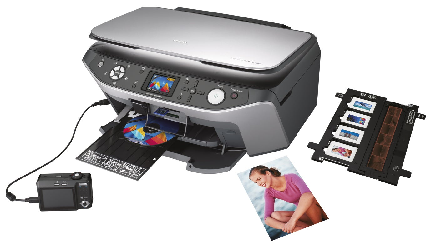 Epson Stylus Photo RX640 Ink Cartridges and Printer Ink Delivery Epson stylus photo rx640