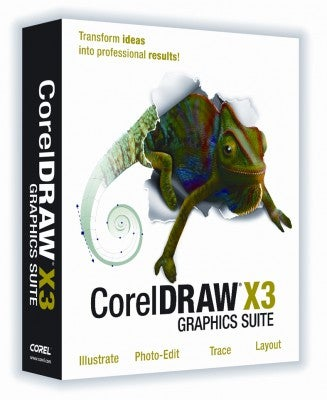 Corel Draw 13