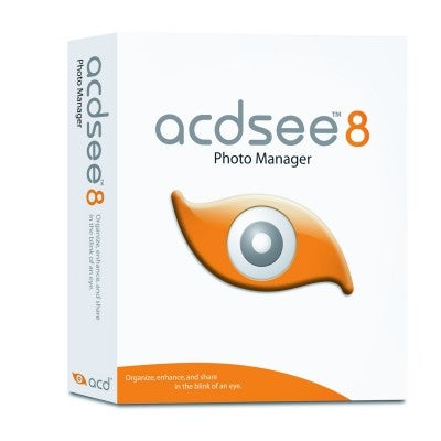 Cheap Price ACDSee Pro 8 - Acdsee Pro 8 Trial