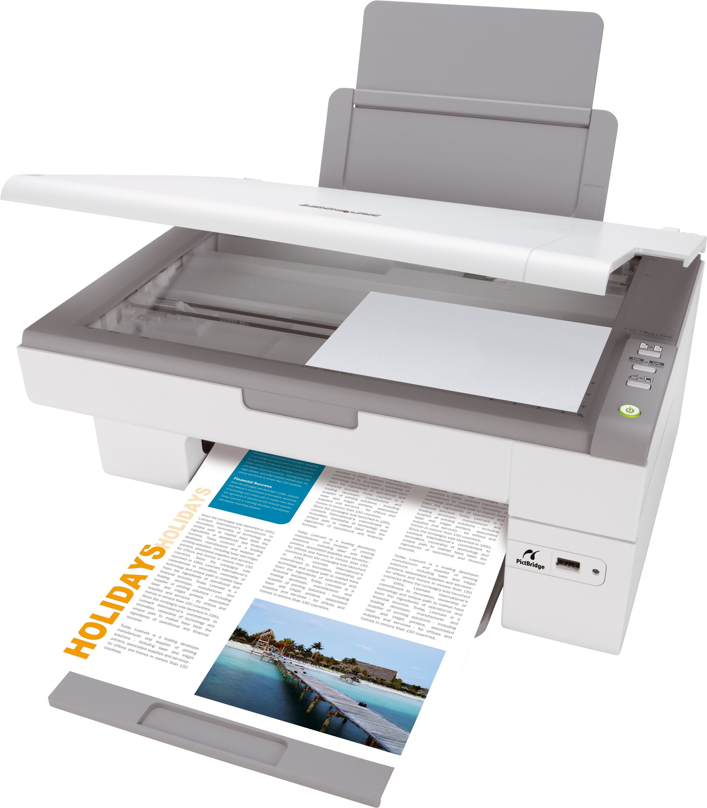 pilote imprimante lexmark x2470 gratuit
