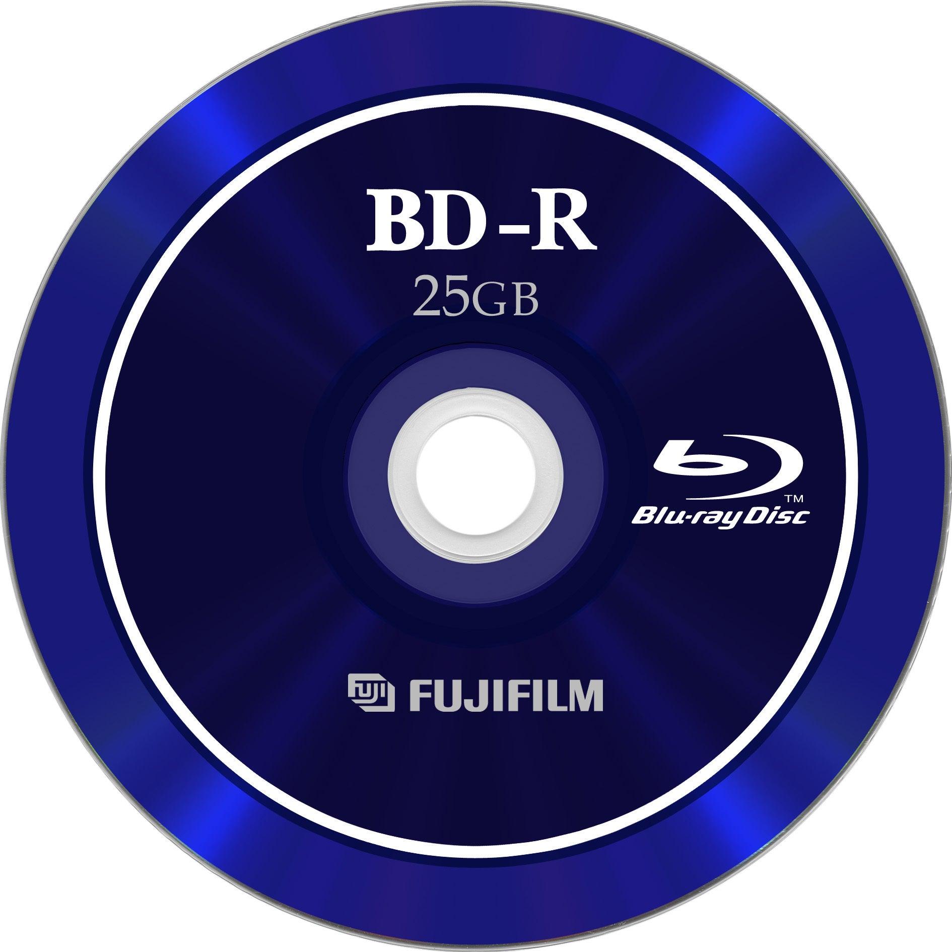 Fujifilm Launches Blu-ray Media