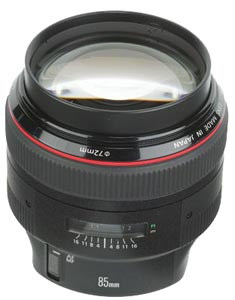 Canon 85mm F2.8 USM L