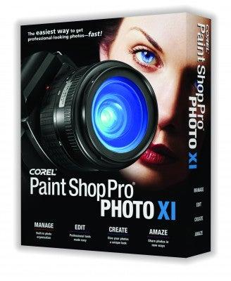 Paint Shop Pro Photo X