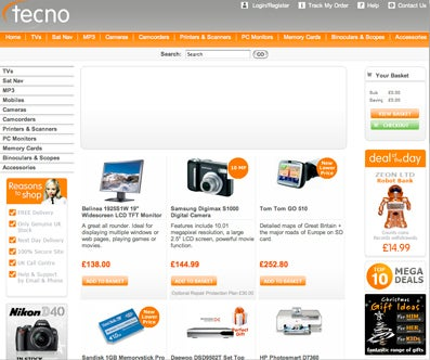 jessops launches online gadget shop   what digital camera