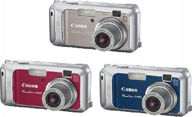 DOWNLOAD DRIVER: CANON POWERSHOT A460 DIGITAL CAMERA