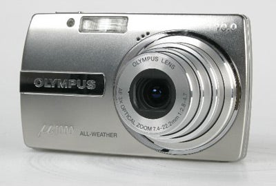 Olympus Mju 1000