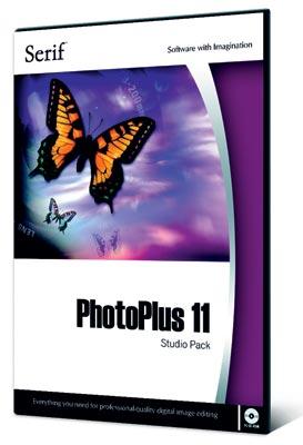 Serif PhotoPlus 11 Studio Pack