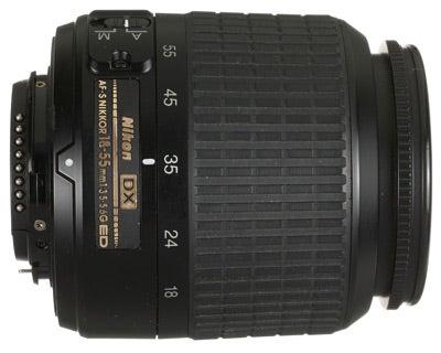 Nikon AF-S DX Nikkor ED 18-55mm f/3.5-5.6 G