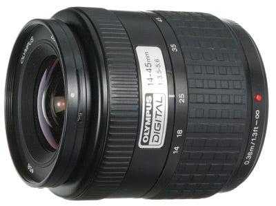 Olympus Zuiko Digital  14-45mm f/3.5-5.6