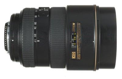 Nikon 17-55mm f/2.8G ED-IF AF-S DX