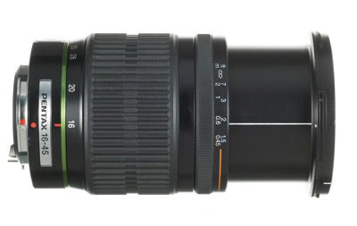 Pentax SMC DA 16-45mm f/4.0 ED AL