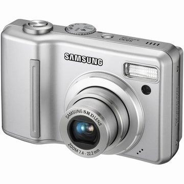 Samsung S830 Digital Camera Test Review