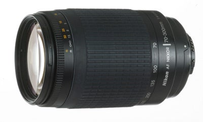 Nikon AF Nikkor 70-300mm f/4-5.6 G Camera Lens Test Review