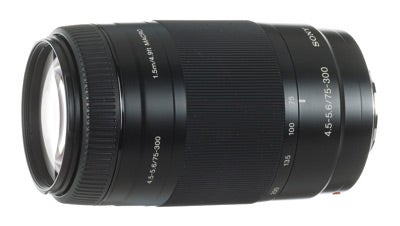 Sony 75-300 f/4.5-5.6