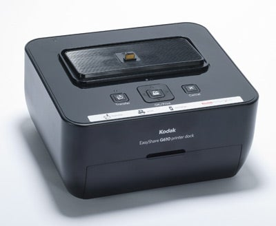 Easyshare g610 printer dock