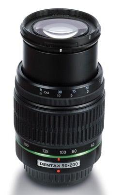 Pentax DA 50-200mm 4-5.6 ED