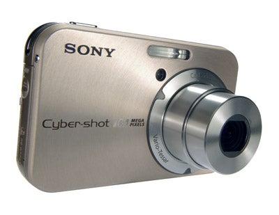 Sony Cyber Shot N2 Product Shots