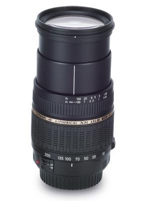 Tamron 18-250mm f/3.5-6.3 Di II LD IF