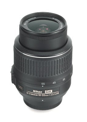 Nikon 18-55mm f/3.5-5.6 VR