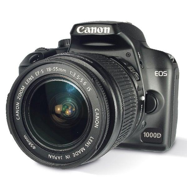 EOS Digital Rebel XS - Canon Camera Museum