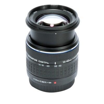 Olympus Zuiko  14-42mm f/3.5-5.6