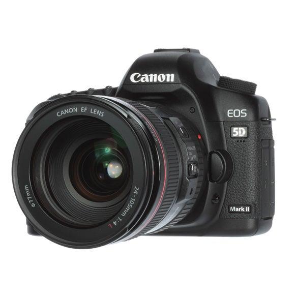 canon eos 5d mark ii digital camera review