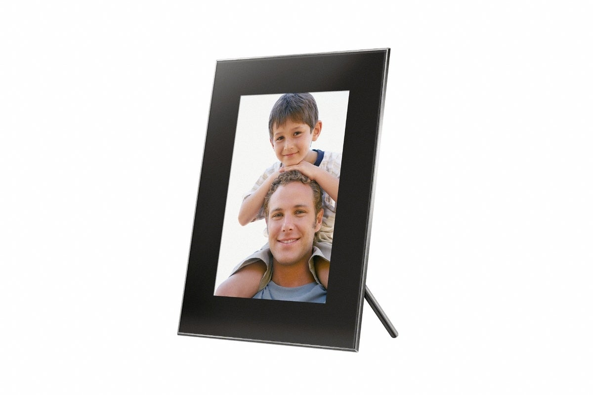 Sony Updates Digital Photo Frame Family What Digital Camera