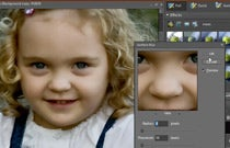 Adobe Photoshop Elements 7: Surface Blur Filter