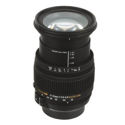 Sigma 17-70mm f2.8 DC HSM