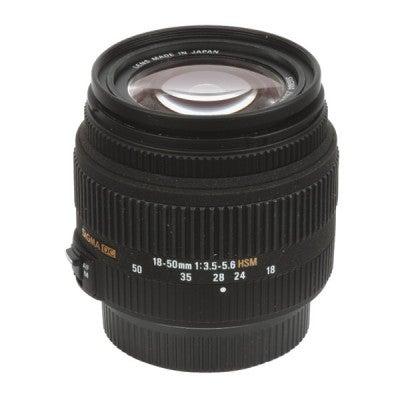 Sigma 18-50mm f3.5 DC HSM