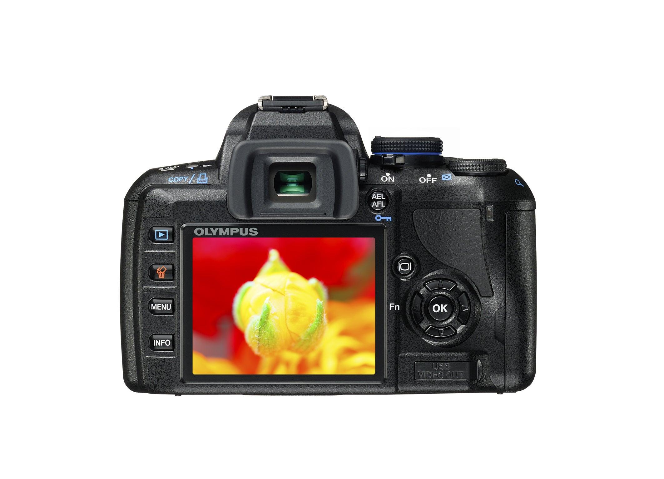 What Digital Camera: Olympus E-450