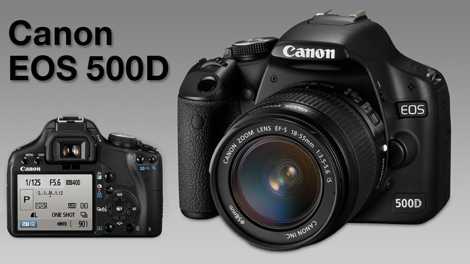 Canon EOS 500D video review - What Digital Camera