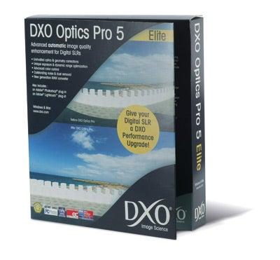 DxO Optics Pro V 5.1