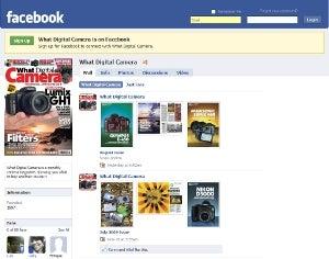 What Digital Camera on Facebook