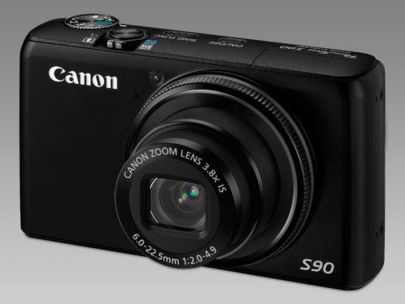 Canon PowerShot S90 3   News   What Digital Camera