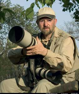 Steve Bloom, Wildlife Photographer