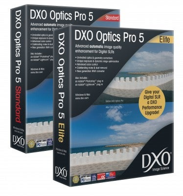 DxO Optics V5