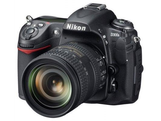 Nikon D300s threequarter