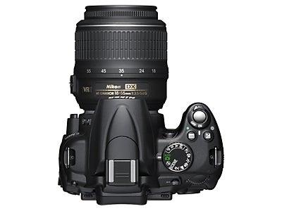 Nikon product shot