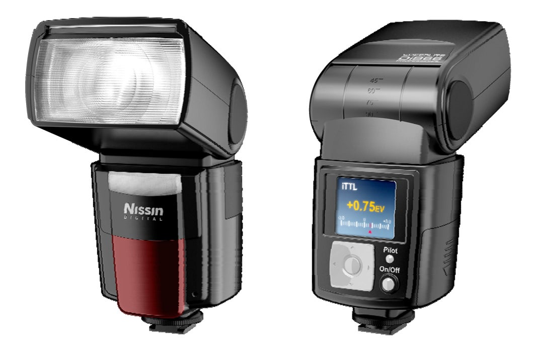 Nissin launches radio-controlled Di700A and Commander Air ...