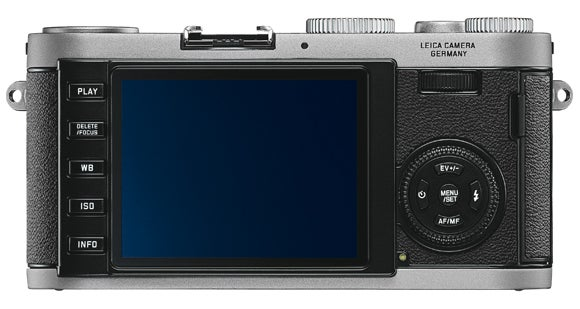 Leica X1 back | News | What Digital Camera
