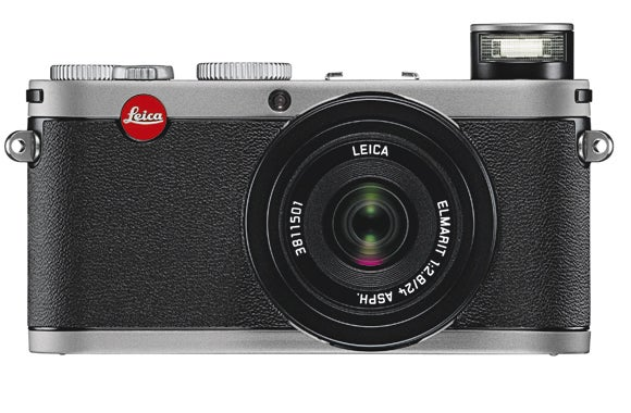 Leica X1 front with flash | News | What Digital Camera