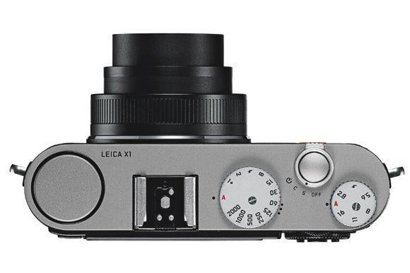 Leica X1 top | News | What Digital Camera