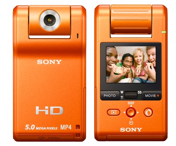 Sony Pm1 Mobile Hd Snap Camera Video Preview What