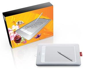 Wacom Bamboo Fun tablet review