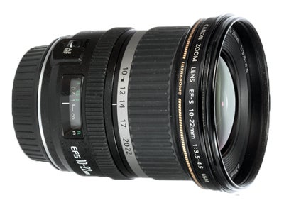 Canon EF-S 10-22mm f/3.5-4.5 USM lens review